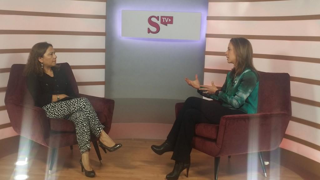 Entrevista con Gloria Valencia, editora económica de Semana, 1º de septiembre de 2015